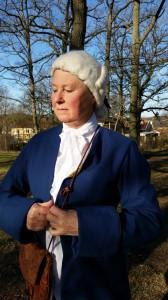 Helena som Linné
